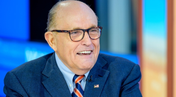 Rudy Giuliani's Claim of Inappropriate Pics of Children On Hunter Biden's Laptop Deemed Fake News. Is It?