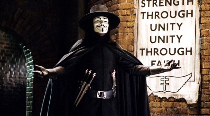 V FOR VENDETTA – FULL MOVIE