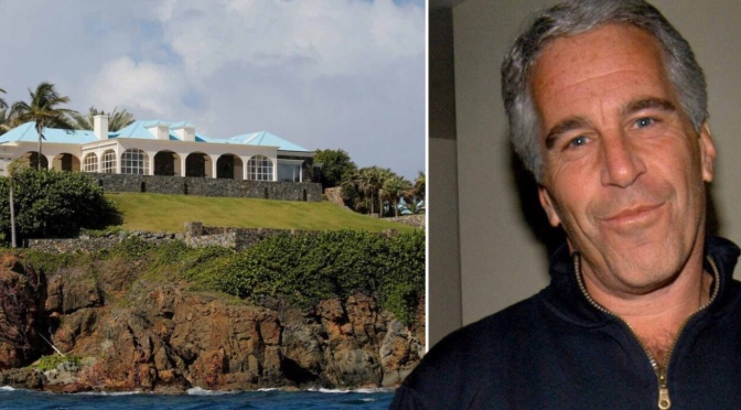 WHY DOES JOE BIDEN'S BROTHER OWN AN ISLAND NEXT TO JEFFREY EPSTEIN'S LITTLE ST JAMES?