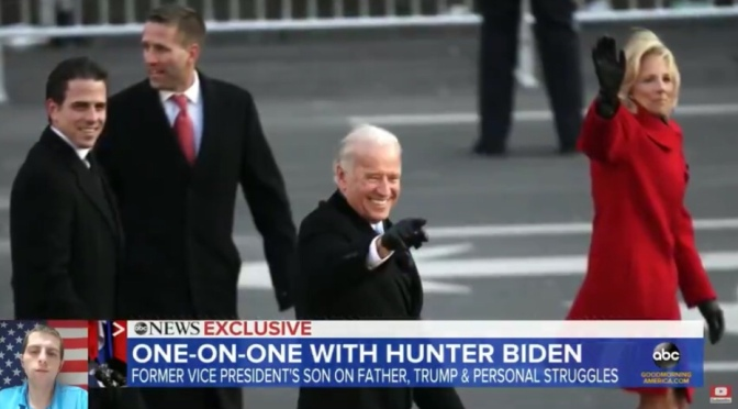 JOE BIDEN'S SPEECH INTERRUPTED BY HUNTER BIDEN ACCEPTING PLEA DEAL!