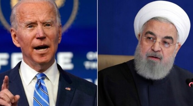 Israel's Gift to Joe Biden, 52 Days Before He Even Takes Office: War with Iran