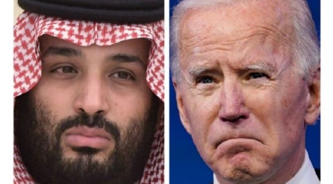 "US-Saudi Relations: Joe Biden Is ""Playing Hardball"" with Crown Prince Mohammed bin Salman (MBS)"