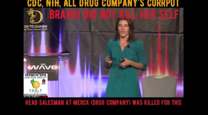 BRANDY VAUGHN – NOW DECEASED MERCK WHISTLEBLOWER