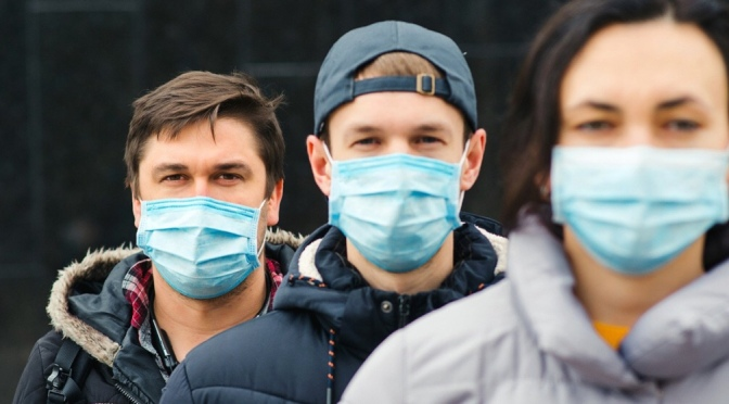 Study Finds Anyone Still Wearing A Mask At This Point Is Probably Just Super Ugly