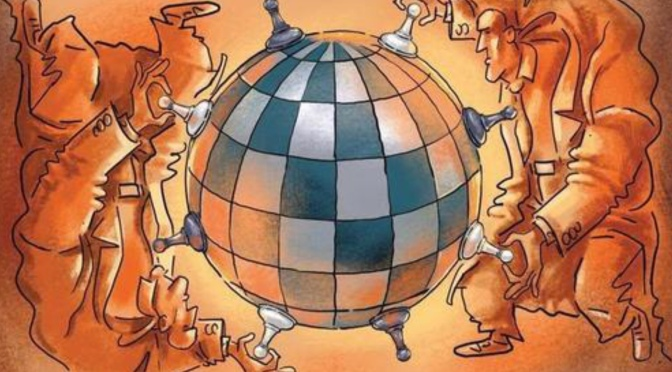 The Global Deep State: A New World Order Brought To You By COVID-19