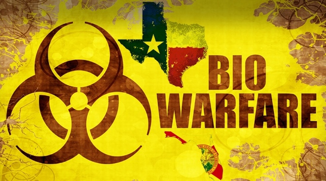 Situation Update, April 7th: ALERT – The CDC will release biowarfare PATHOGENS in Texas and Florida to punish states that refuse vaccine passports