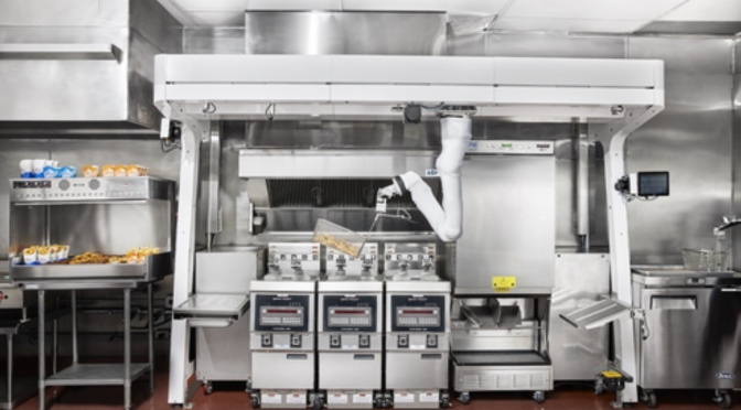 Own Shares in the Future of AI Food Service With Miso Robotics