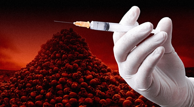 """The """"Secret Agenda"""" of the So-called Elite and the COVID mRNA Vaccine. """"Reducing World Population""""?"""