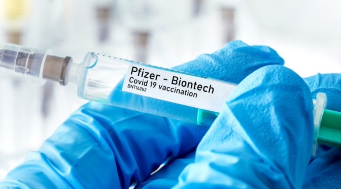 Canada Adds Bell's Palsy Warning to Pfizer COVID Vaccine