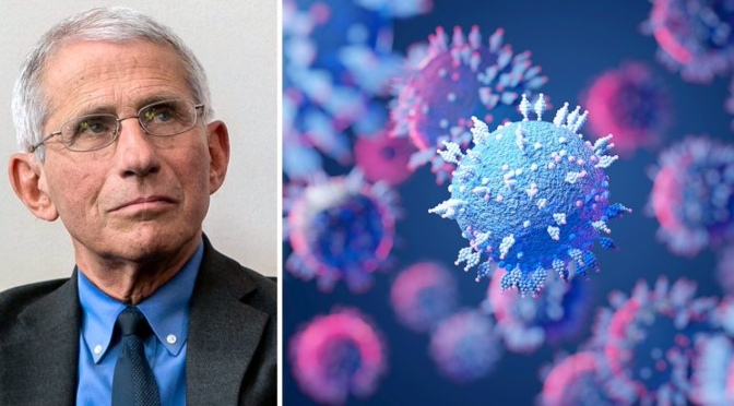 Fauci Claims Spread of Virus by Unvaxxed Will Lead to More Dangerous Variants, but Experts Say Opposite Is True