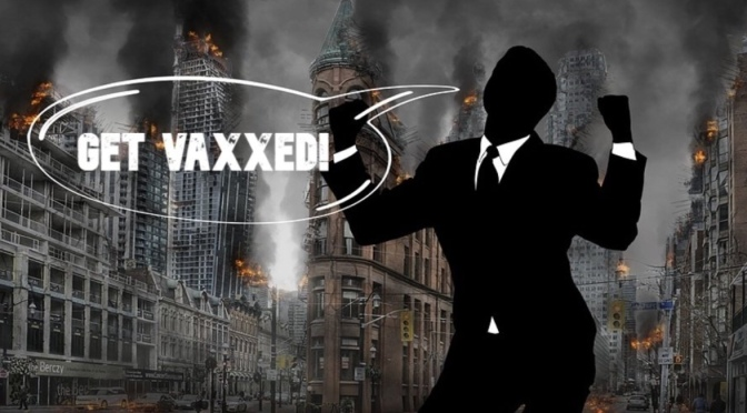"""Believing FDA's Pfizer Approval and Getting Vaxxed Is """"Stupid"""""""