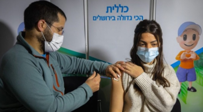 'Ultra-Vaxxed' Israel Sees Huge Surge in COVID as 'Experts' Avoid the Only Logical Conclusion