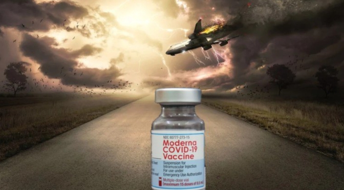 Now it has Happened: Vaccinated Pilot Dies in Flight. Emergency Landing and Uproar in the Aviation Industry
